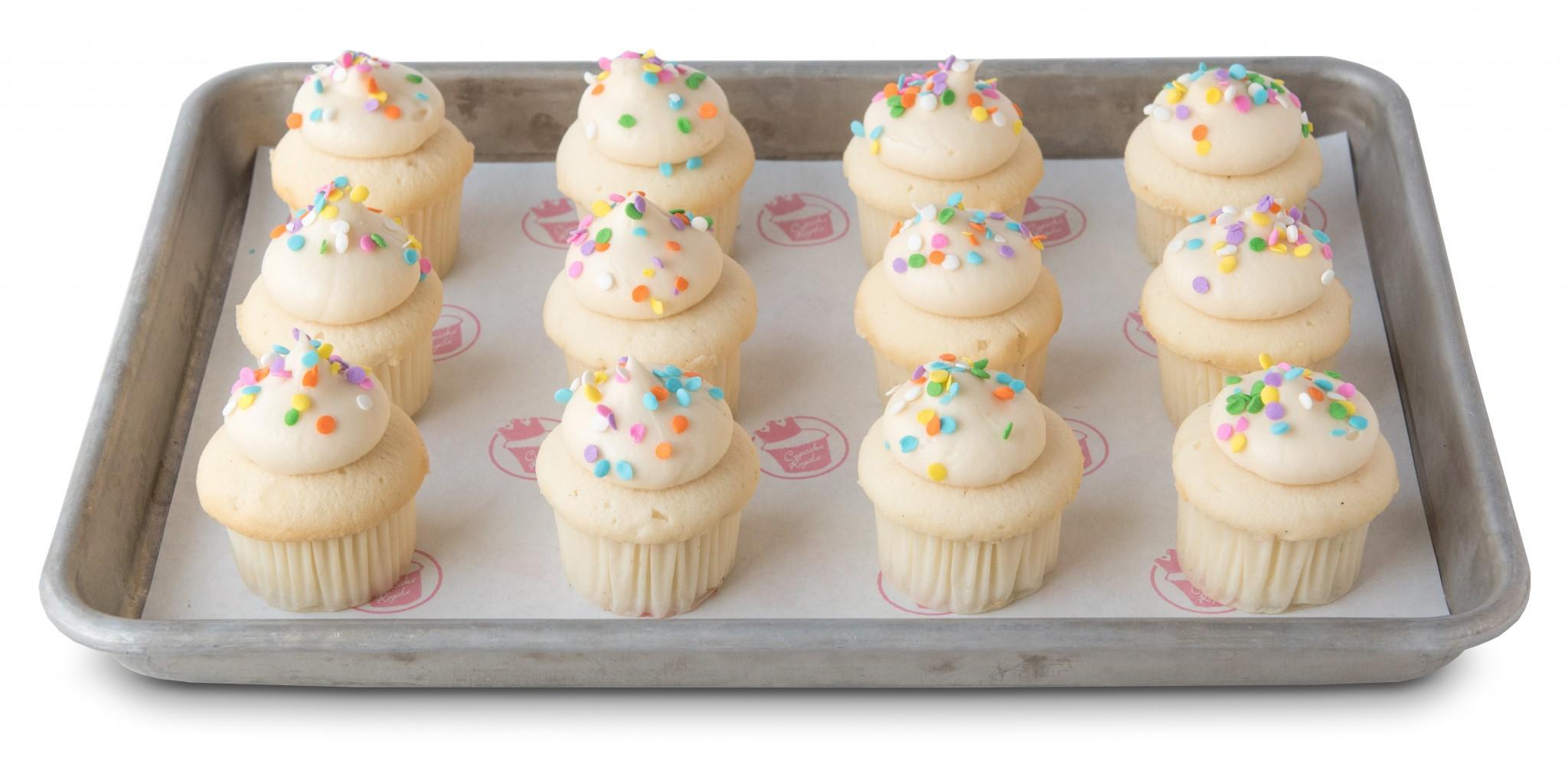 Babycake Flavors Seattle S Best Cupcakes