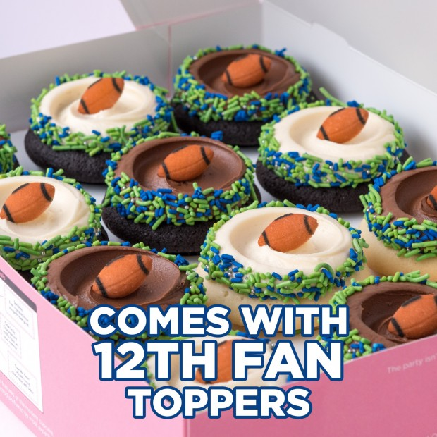 Tailgate Dozen - Cupcake Royale